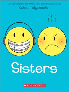 Sisters by Raina Telegmeier