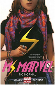 Pick 5: Ms. Marvel