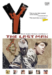 Pick 8: Y: The Last Man