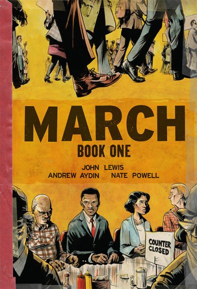 march book one cover